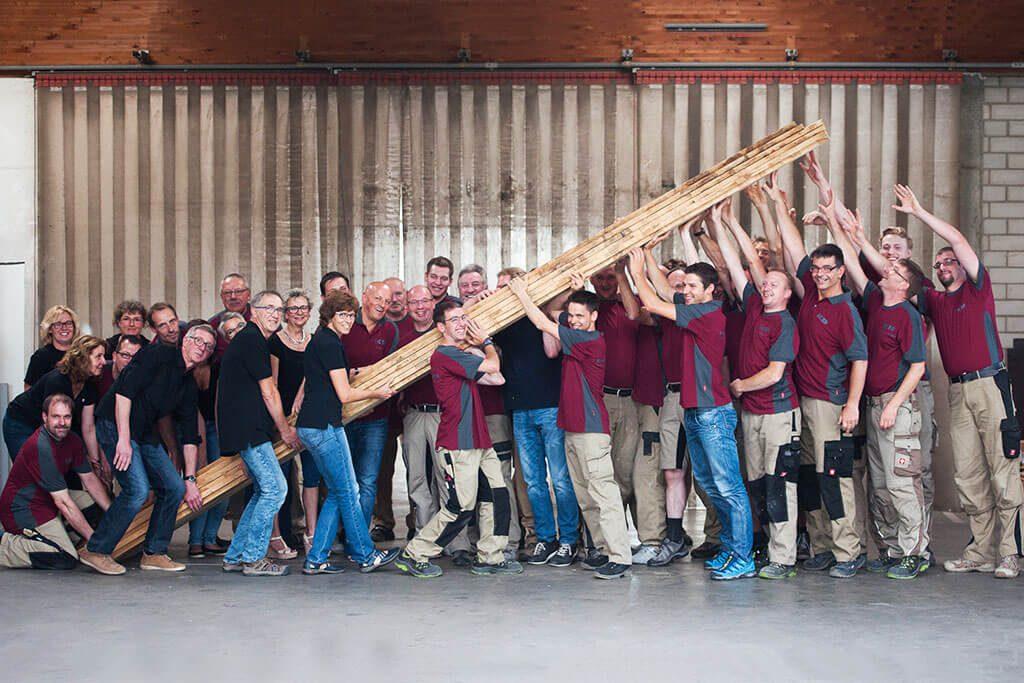 Das Kaupp & Diether Team