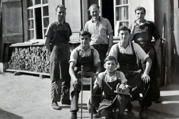 Kaupp & Diether Team 1935
